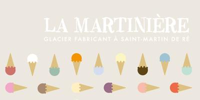 La Martinière glacier Ile de Ré