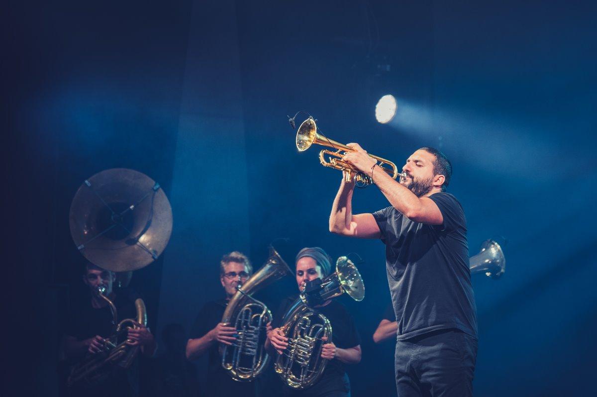 Concert Ibrahim Maalouf - Surgères Brass Festival